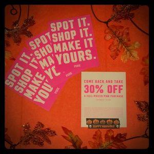 🎃 30% Off PINK 🎃